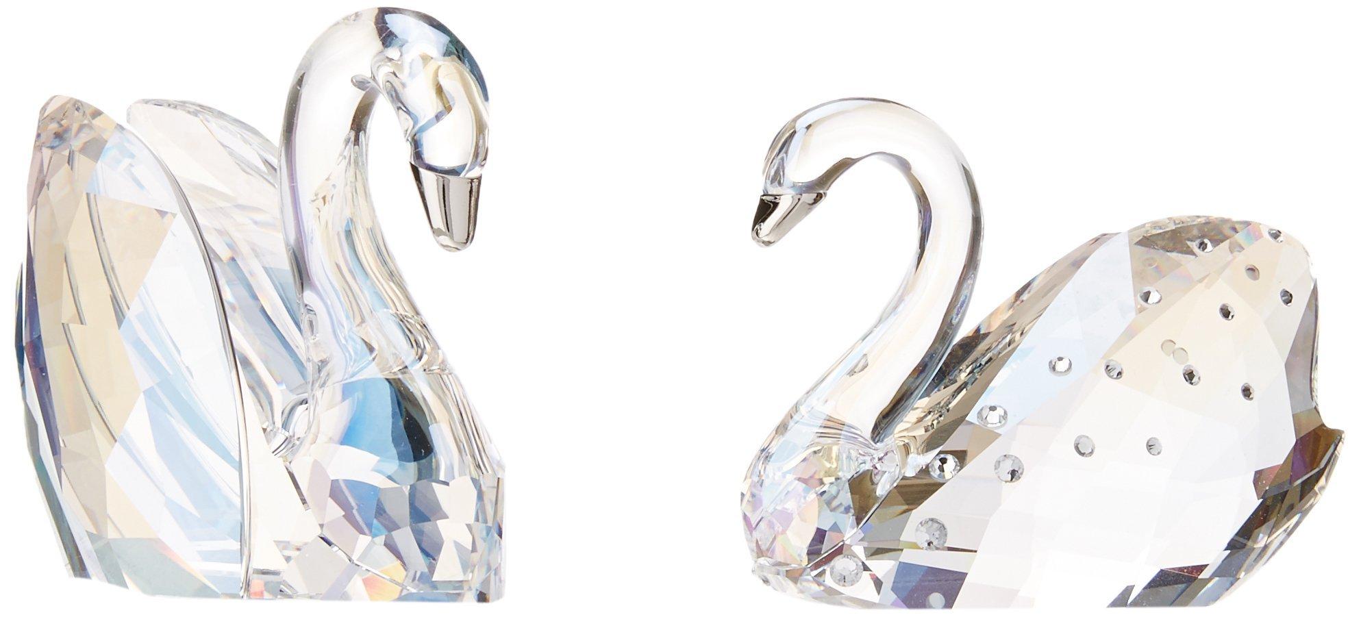 Swarovski Love Swans Figurine