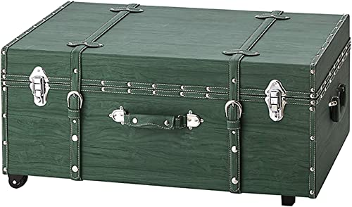 Texture Brand Trunk – Marble Green