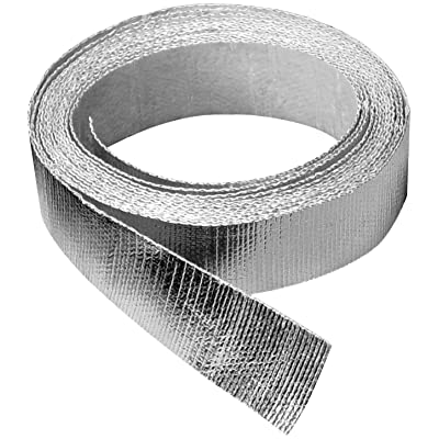 "Thermo-Tec 14002 Thermo-Shield Radiant Heat Protection, 1.5"" x 15' Roll: Automotive"