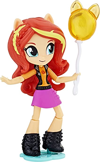 My Little Pony Equestria Girls Minis Character Sunset Shimmer