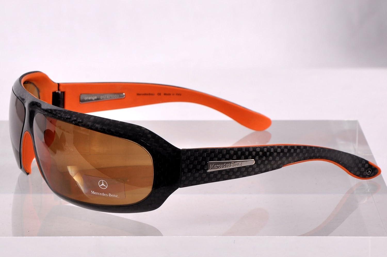 Mercedes-Benz - Gafas de sol - para hombre Multicolor negro ...