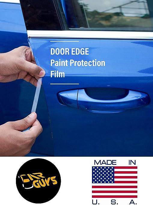 Car Paint Protection >> Car Guys Love Cars Live Cars Door Edge Guard Paint Protection Kit For All Cars Saint Gobain Ppf