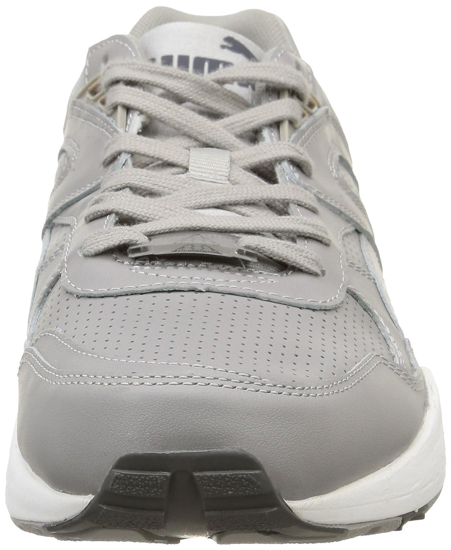 Puma R698 360601, Sneakers Basses Mixte Adulte, Gris (Grey), 41 EU:  Amazon.fr: Chaussures et Sacs