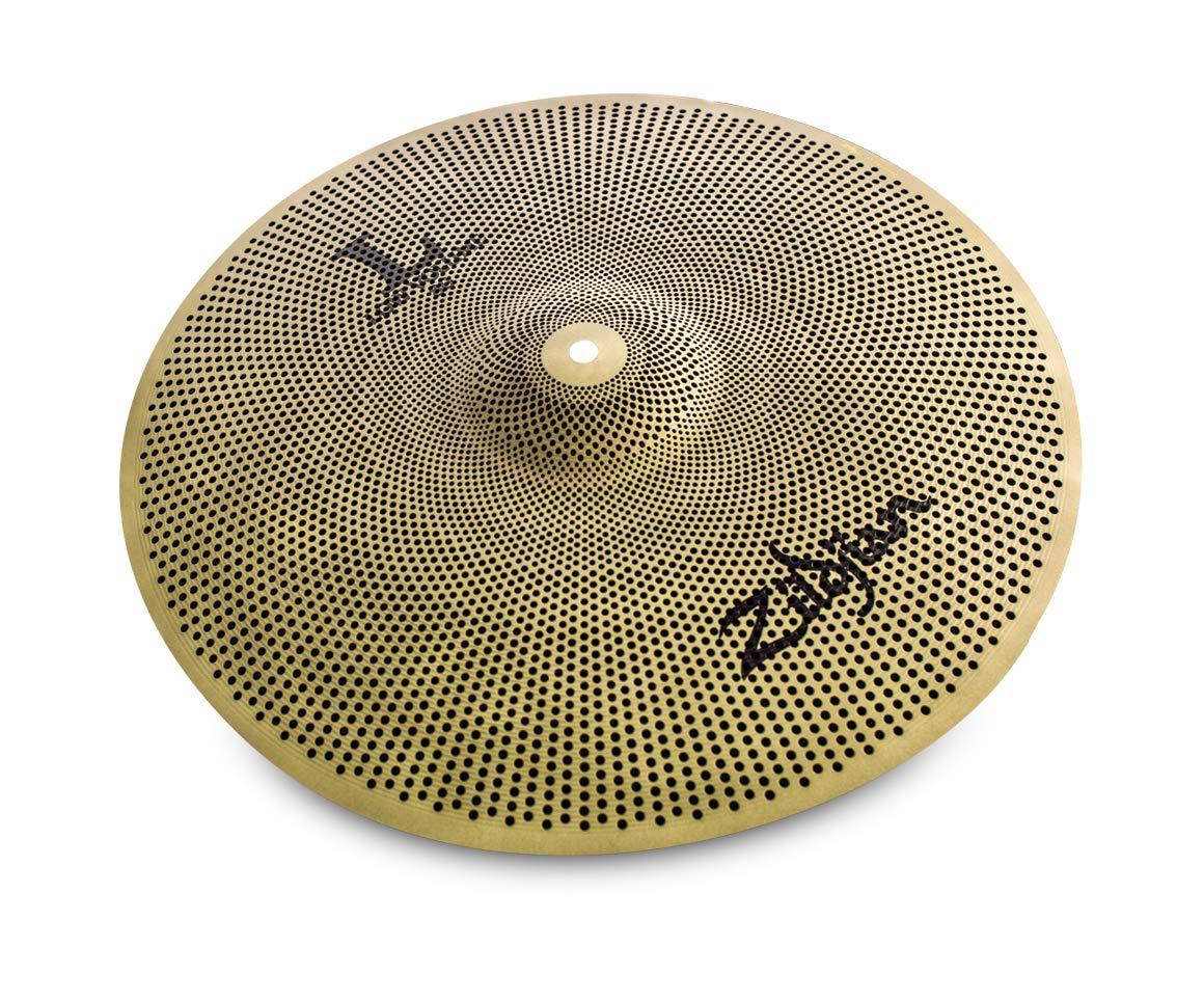 Zildjian L80 Low Volume 14/16/18 Cymbal Set by Avedis Zildjian Company (Image #3)