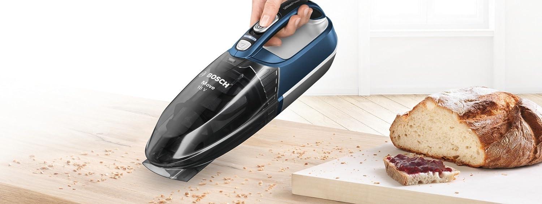 Bosch BHN1840L Move Lithium Aspirador de mano, 0.4 litros, color ...