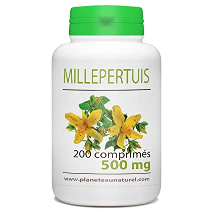 Hipérico 500 mg – 200 pastillas