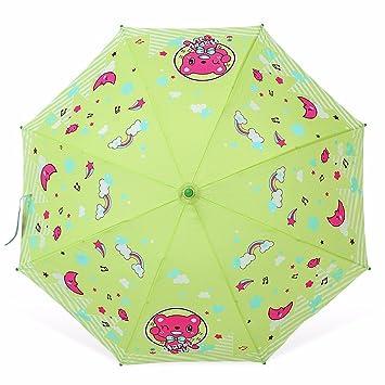 SSBY Alumna de la Princesa cartoon niño PARAGUAS paraguas infantil niño hombres y semiautomática de mango
