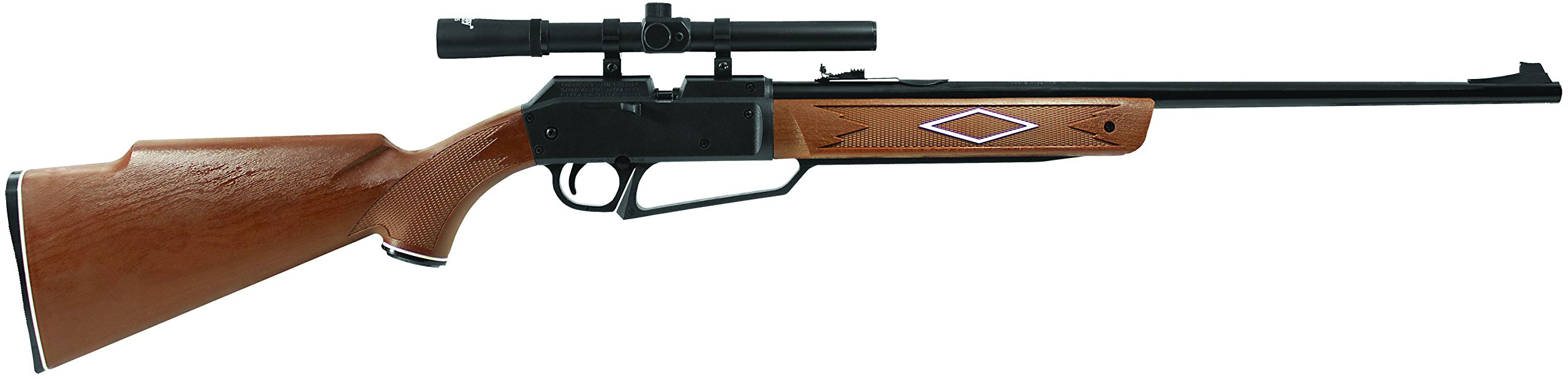 Daisy Outdoor Products 992880-603 880 Rifle with Scope by Daisy