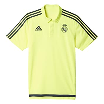 adidas UEFA Champions League Real Madrid CF - Polo: Amazon.es: Deportes y aire libre