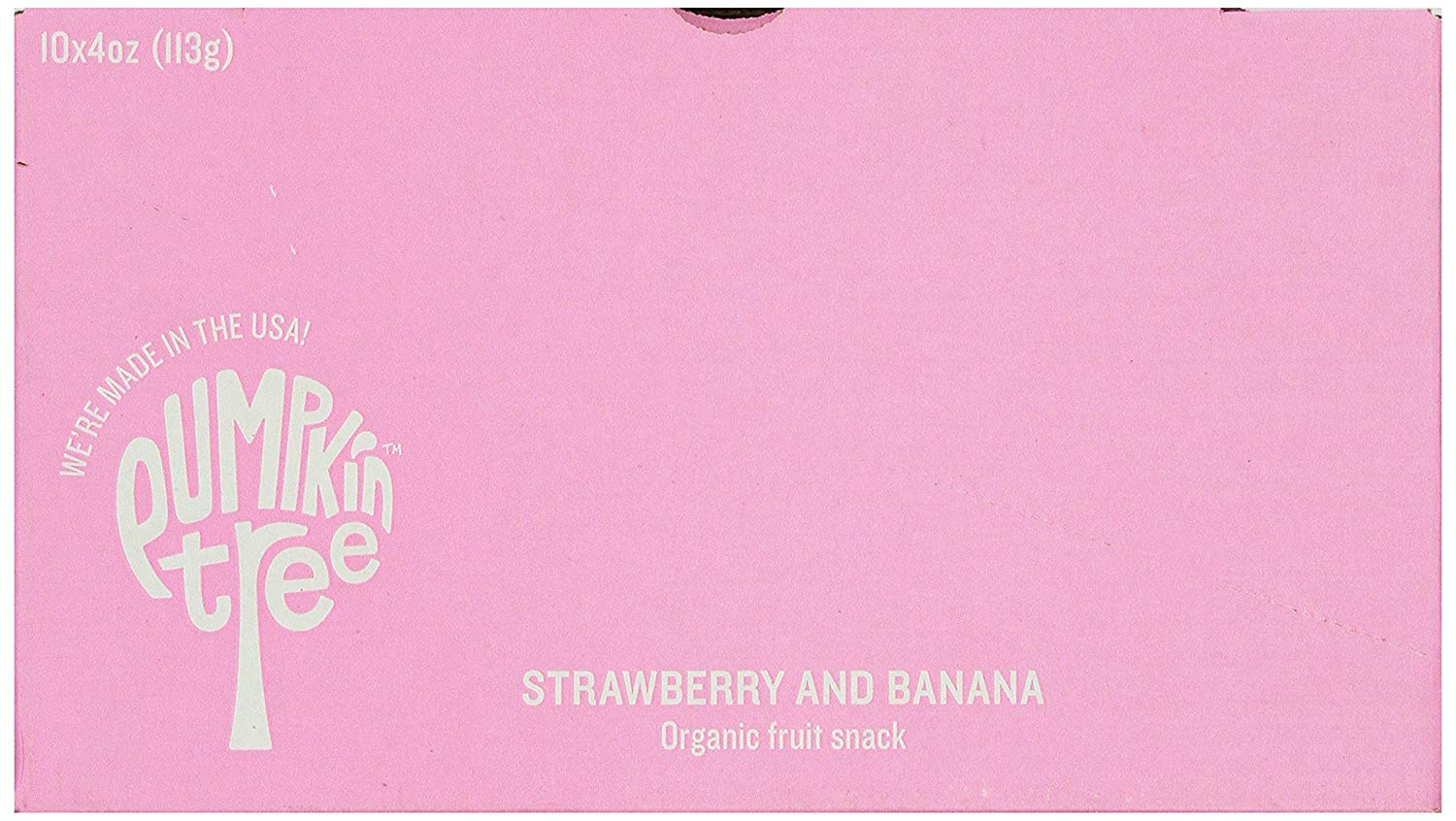 Peter Rabbit Organics Strawberry and Banana 100% Pure Fruit Snack, 4 Ounces Squeeze Pouch, (Pack of 18) (Pack of 18) by Peter Rabbit (Image #4)
