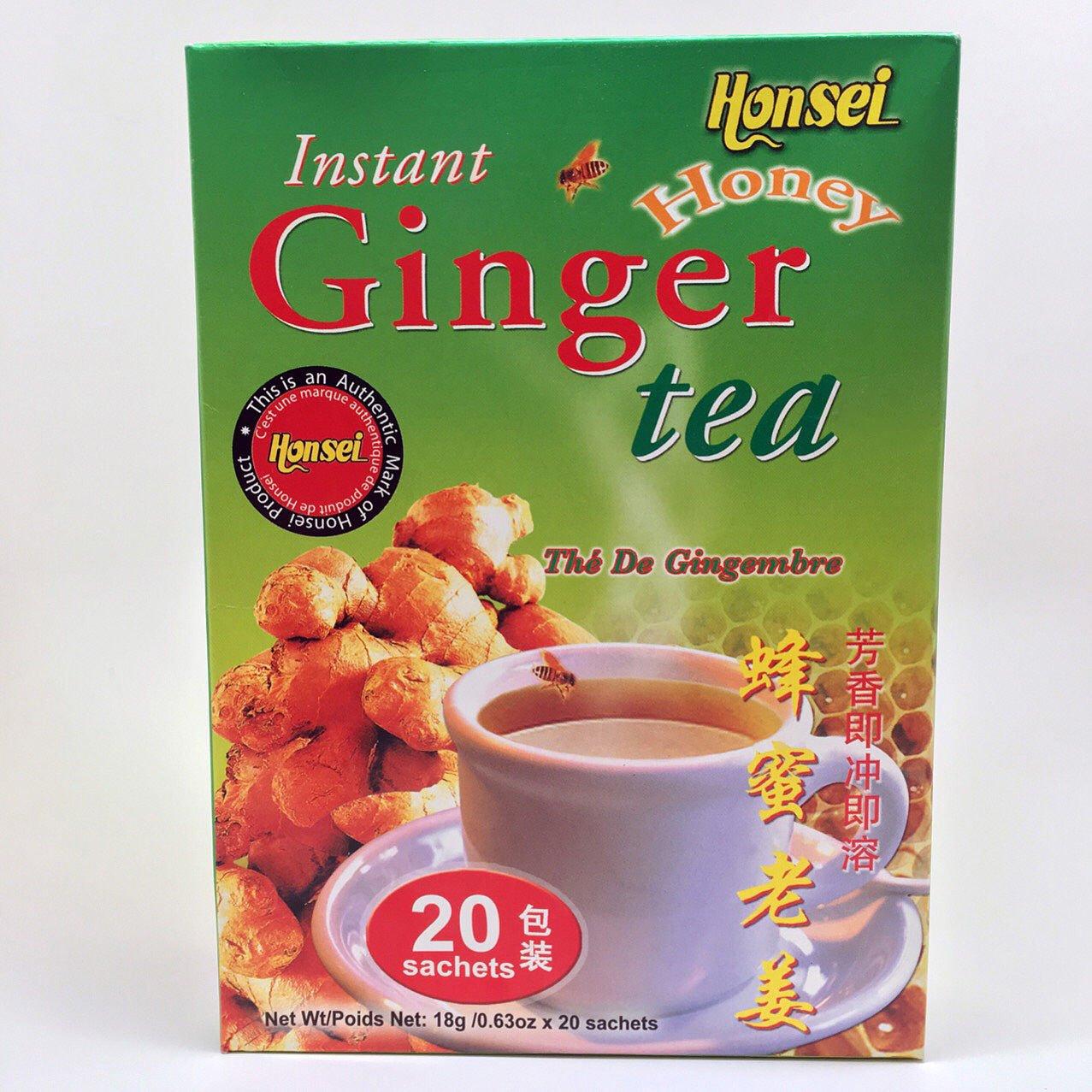 Honsei Ginger Tea (Pack of 6)