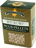 Charcoal Companion Smokehouse-Style Wood Pellets 1 lb (Hickory) - CC6047