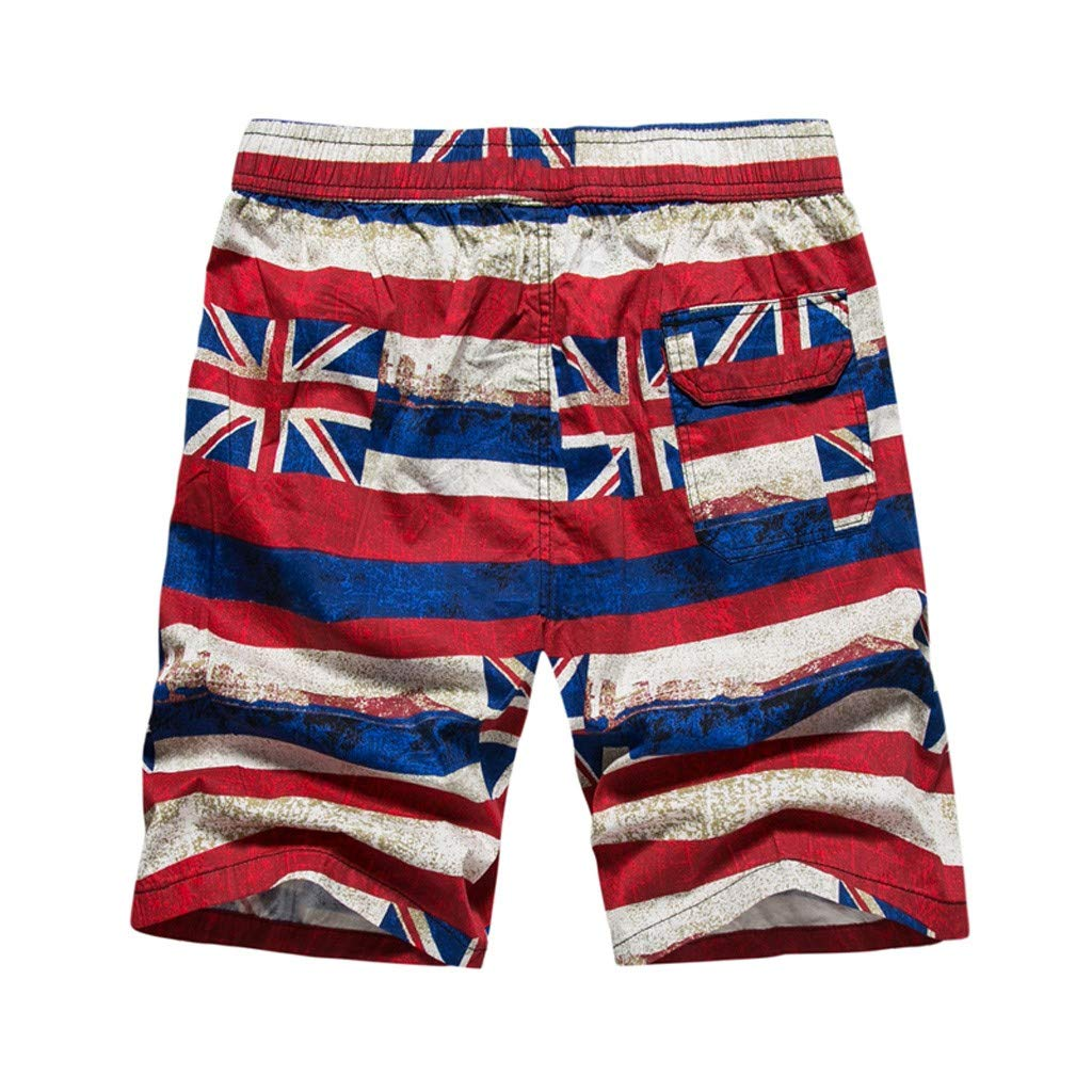 SMALLE/_Clothing Mens Board Shorts,SMALLE◕‿◕ Mens 3D PrinSwim Trunks Quick Dry Swimwear Beach Holiday Party Swim Big Pants