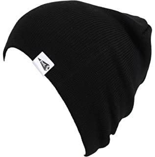 2d090ceeb6f KooL Hop Kids Boys Girls Baby 100% Pure Cotton Knit Basic Beanie Hat Cap