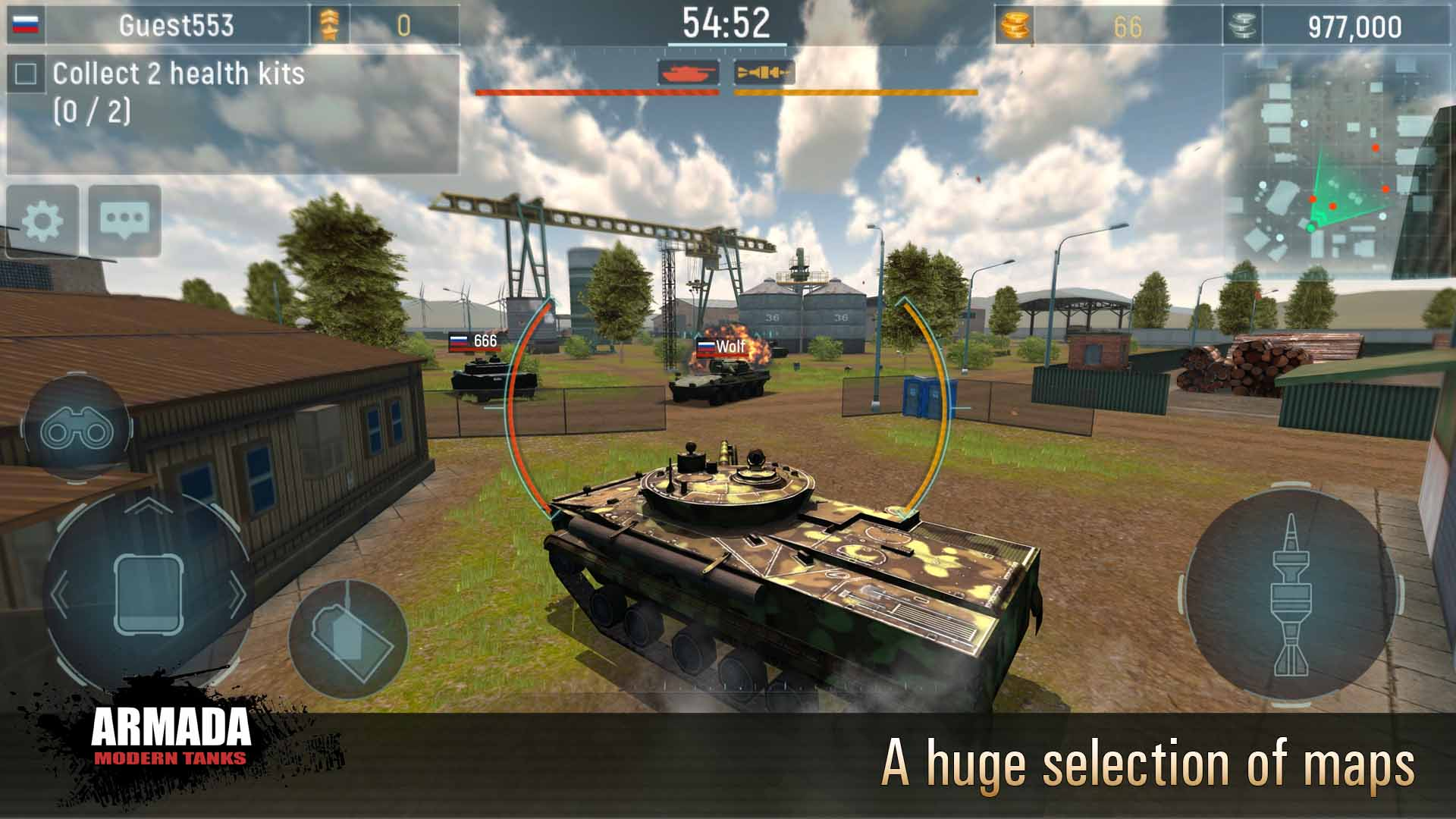 Amazon.com: Armada: Modern Tanks: Appstore for Android