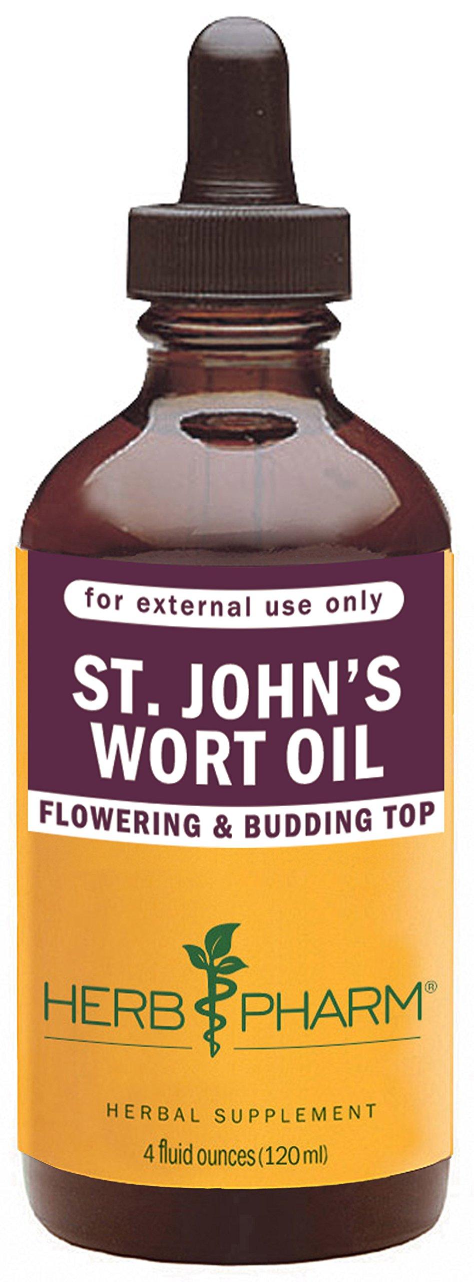 St. John's Wort Topical Oil
