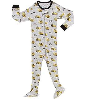 915ff1bd7 Amazon.com  Elowel Baby Boys Footed Helicopter Pajama Sleeper 100 ...