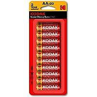 Kodak Super Heavy Duty AAA 4 Pack Zinc Batteries (30957350)