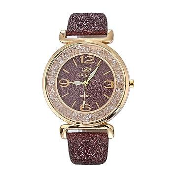 gotd deporte digital reloj de pulsera para mujer niña Muñeca Relojes de cuarzo analógico de acero