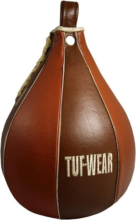 Tuf Wear Boxing Hide Leather Speedball