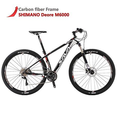 SAVADECK deck300 de Fibra de Carbono para Bicicleta de montaña 26 ...