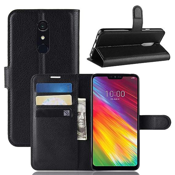 b1fb8d8842f Funda para LG G7 Fit, de Gift_Source, con función de soporte, funda protectora  para teléfono celular, ...