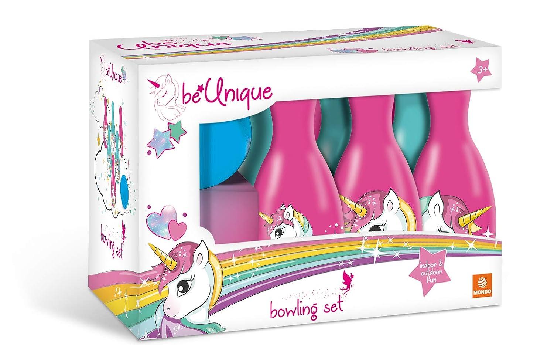 Set of 6 Unicorn Bowls 31 x 20 cm Mondo Multicolour 28526