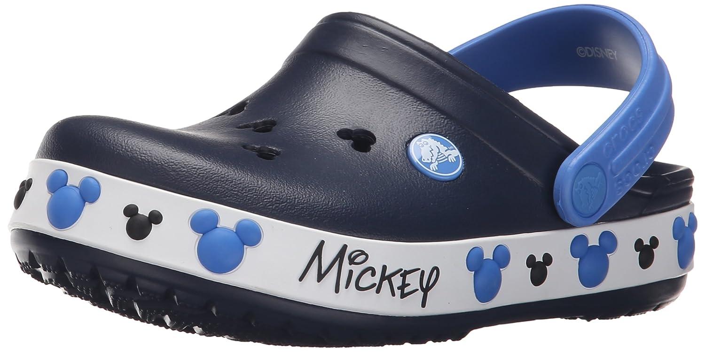 Crocs Kids' Crocband Mickey Mouse IV Clog Crocband Mickey IV Clog K - K