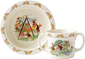 Royal Doulton Bunnykins Baby Dinnerware Set, Assorted Motifs