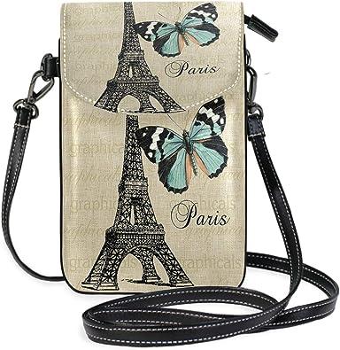 Butterfly Handbag Messenger Shoulder Bag Women Tote Purse Crossbody Wallet Gift