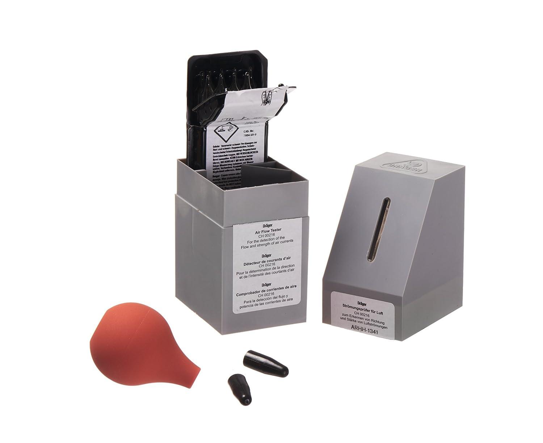 Dräger corrientes Detector de aire en 30Juego de ventiladores (Incluye pelota y almohadillas de caucho