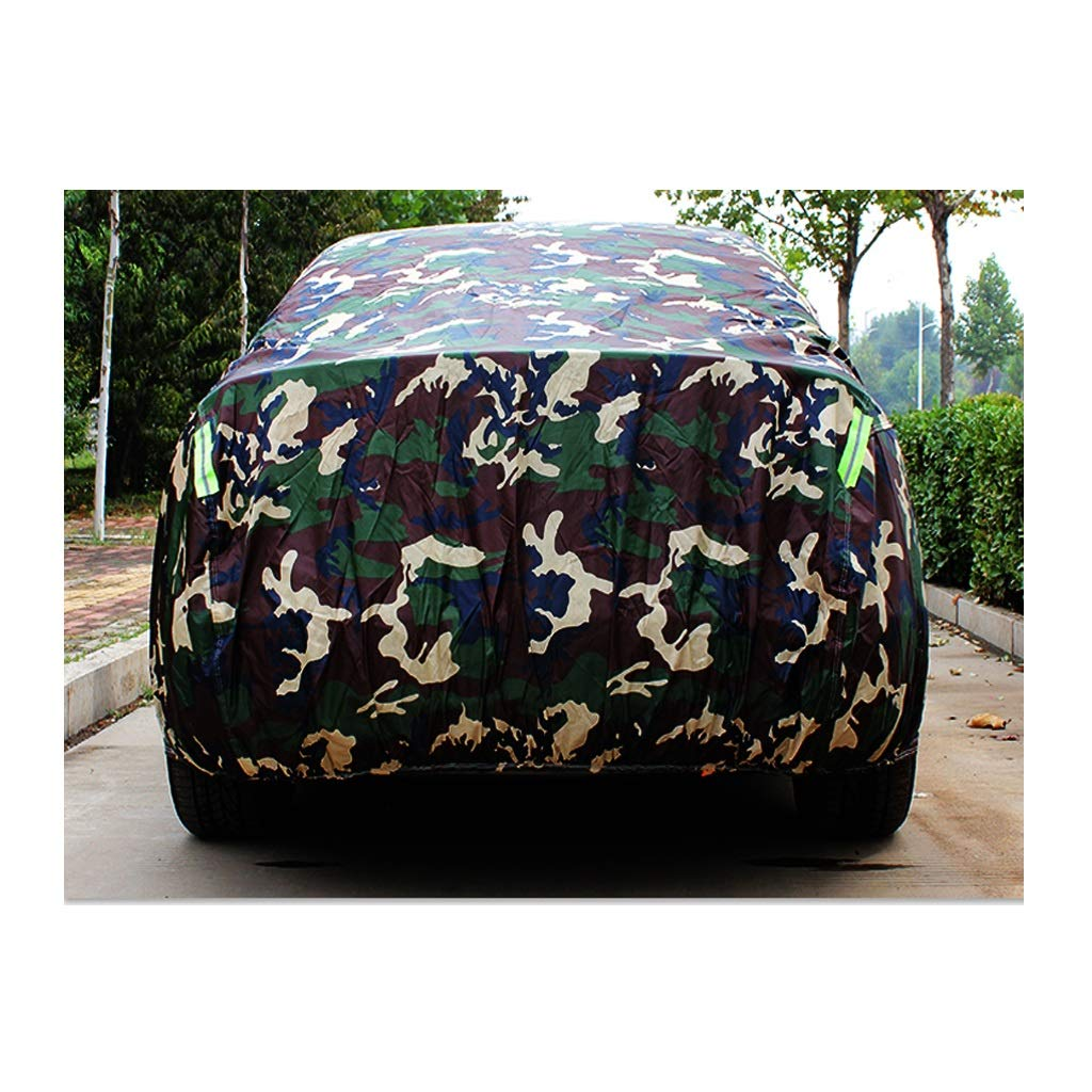Cubierta para coche Cubierta del coche Compatible con Porsche Macan Cubierta impermeable del coche Cubierta a prueba de polvo Cubierta a prueba de lluvia Protecci/ón solar Protecci/ón UV Cubierta a prue