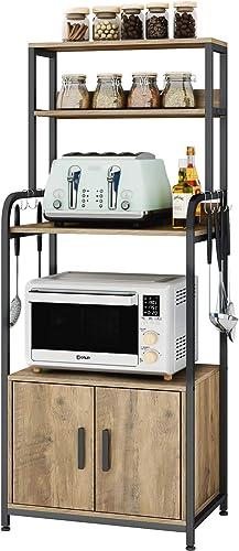 HOMECHO Tall Kitchen Baker's Rack
