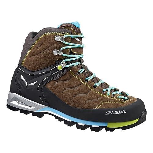 SALEWA Mountain Trainer Mid Gore-Tex Scarpe da Arrampicata Donna   Amazon.it  Scarpe e borse ee0daa5bfa1