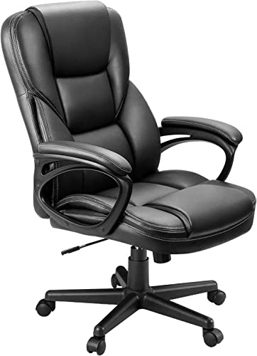 Furmax Office Exectuive Chair High Back Adjustable Managerial Home Desk Chair