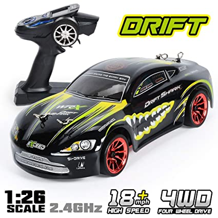 Amazon.com: GPTOYS Racing Drift Coche de control remoto ...