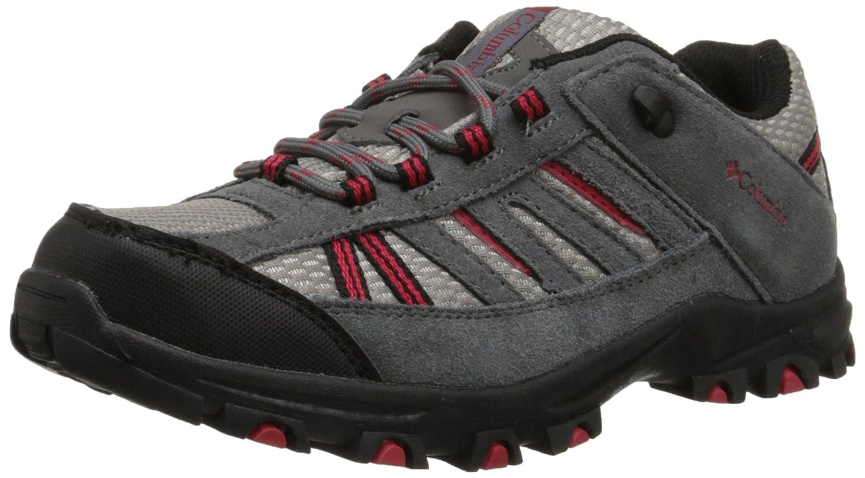 Columbia Youth Pisgah Peak Waterproof Trail Shoe (Little Kid/Big Kid) Youth Pisgah Peak - K