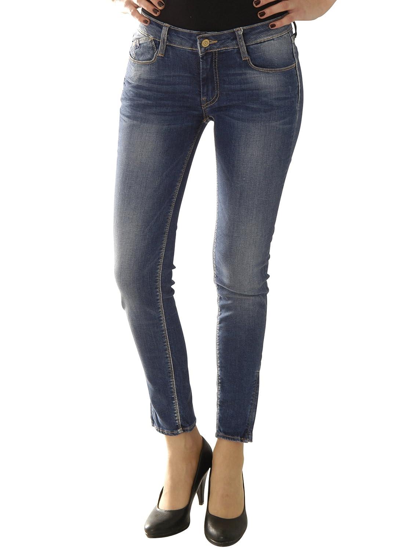 Le Temps Des Cerises Damen Jeans Power Jf Power 3cowc 94