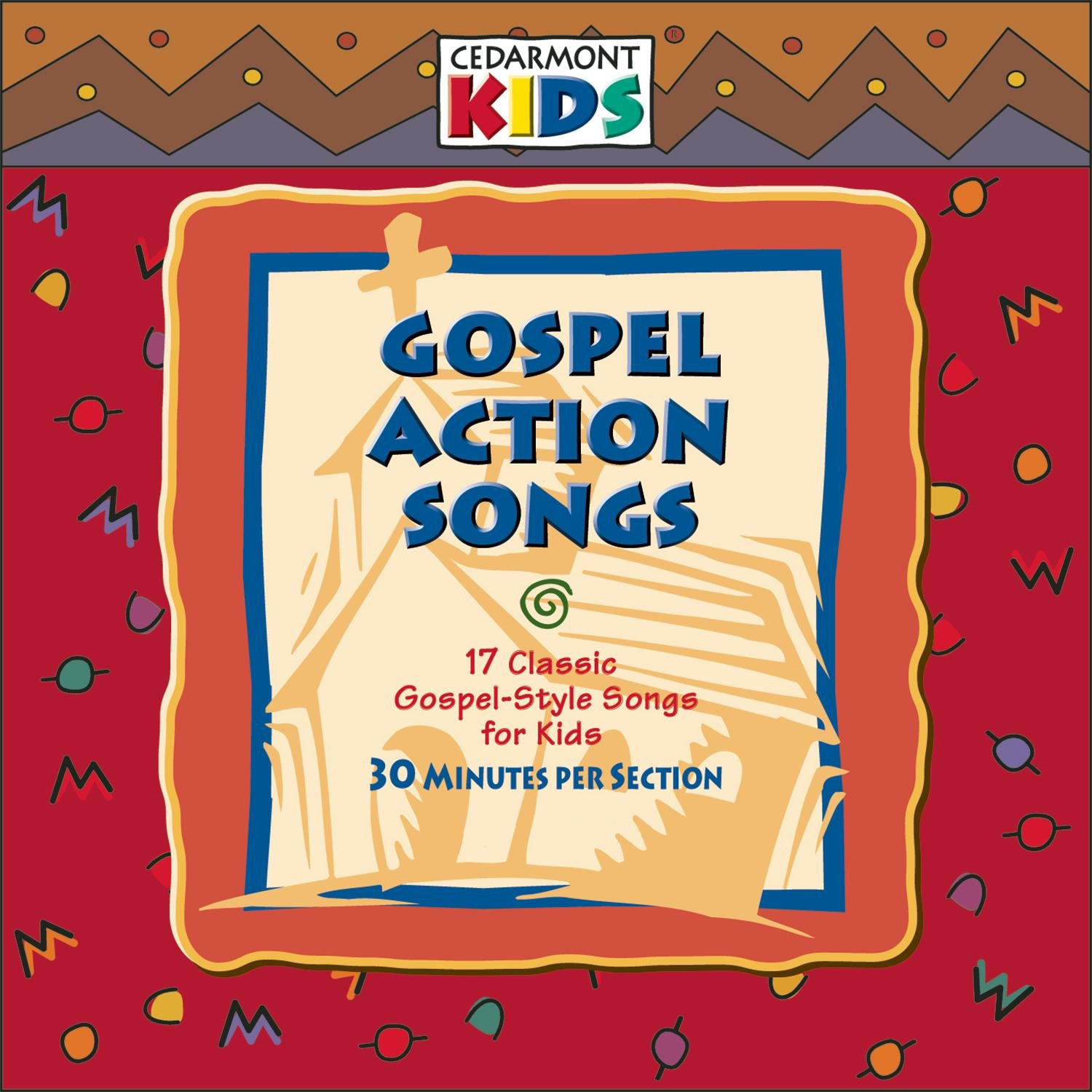 Gospel Action Songs by Provident Distribution Group