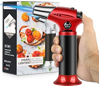 Tencoz Blow Torch Professional Kitchen Cooking Torch