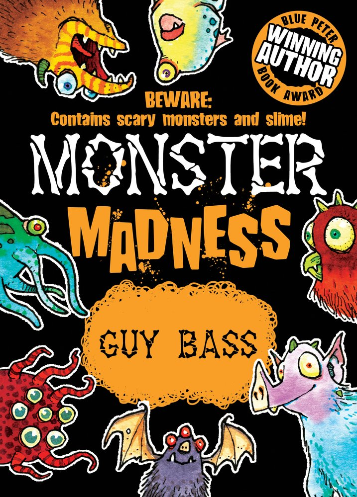 Read Online Monster Madness PDF