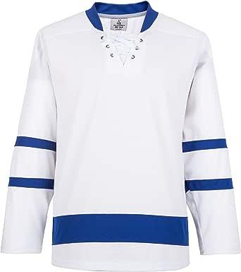 EALER H900 Series - playera de entrenamiento para deportes de hockey sobre hielo, para hombres y mujeres, adultos y jóvenes