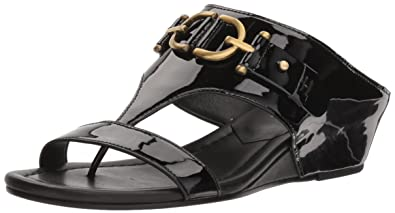 a143846506 Donald J Pliner Women's Dayna Wedge Sandal: Amazon.co.uk: Shoes & Bags