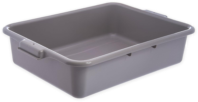 Carlisle N4401023 Comfort Curve Ergonomic Wash Basin Tote Box, 5