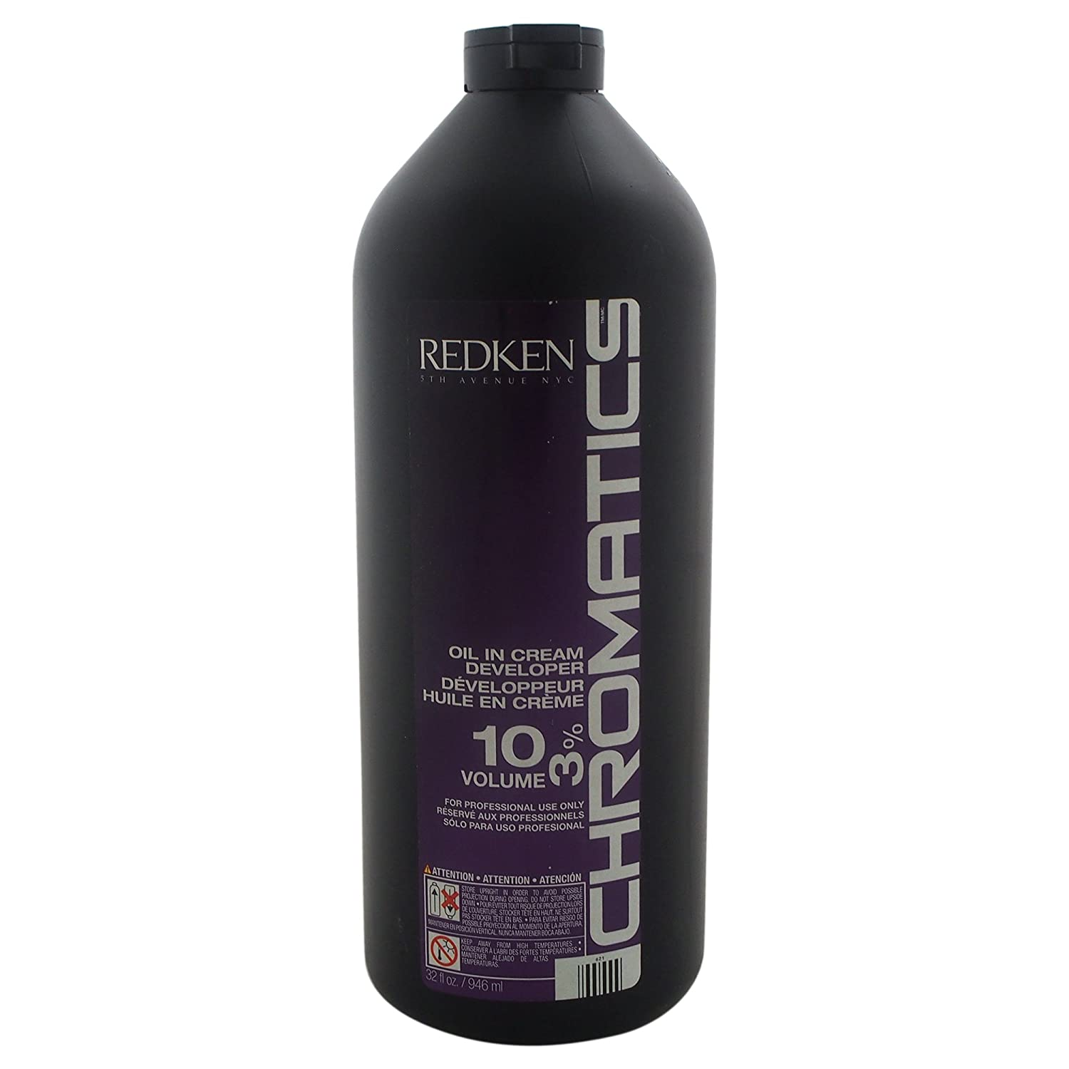 Redken Chromatics Oil in Cream Developer - 10 Volume / 3 % - 33.8 oz