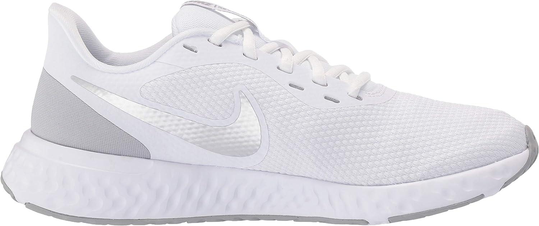 NIKE Revolution 5, Zapatillas de Atletismo para Mujer: Amazon.es: Zapatos y complementos