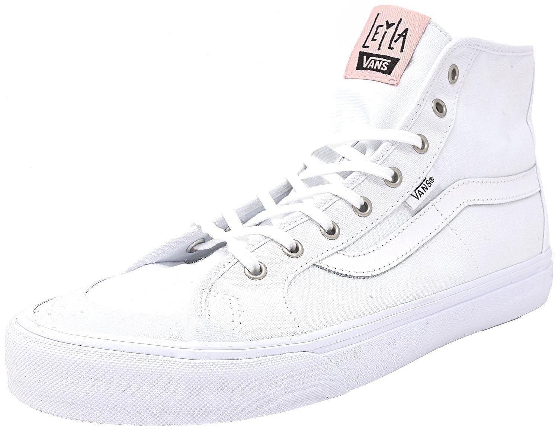 Vans Atwood Hi Top Skate Shoe White Men's Size 7