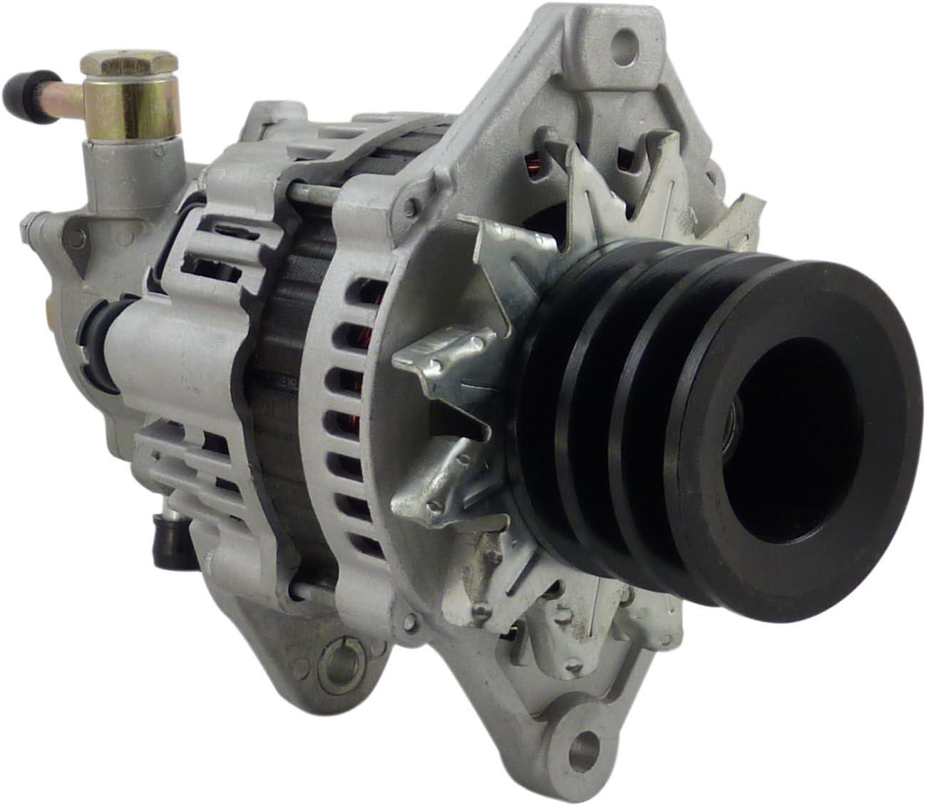 New Alternator 10459447 97116697 LR180-509C LR180-509 4HE1 12335