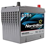2. NORTHSTAR Pure Lead Automotive Group 35 Battery NSB-AGM35