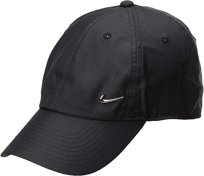 Nike Sportswear Heritage86 Gorra Hombre Negro